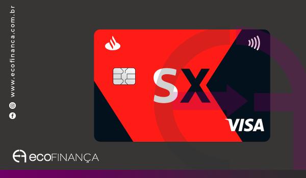 Cartão Santander SX,