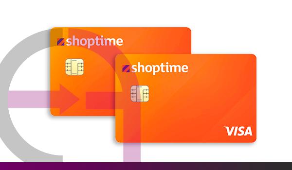 Cartão Shoptime
