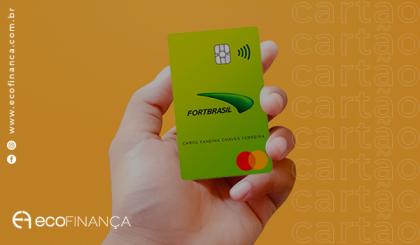 Cartão de Crédito Fortbrasil Mastercard
