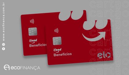 Cartão iFood Benefícios VA e VR